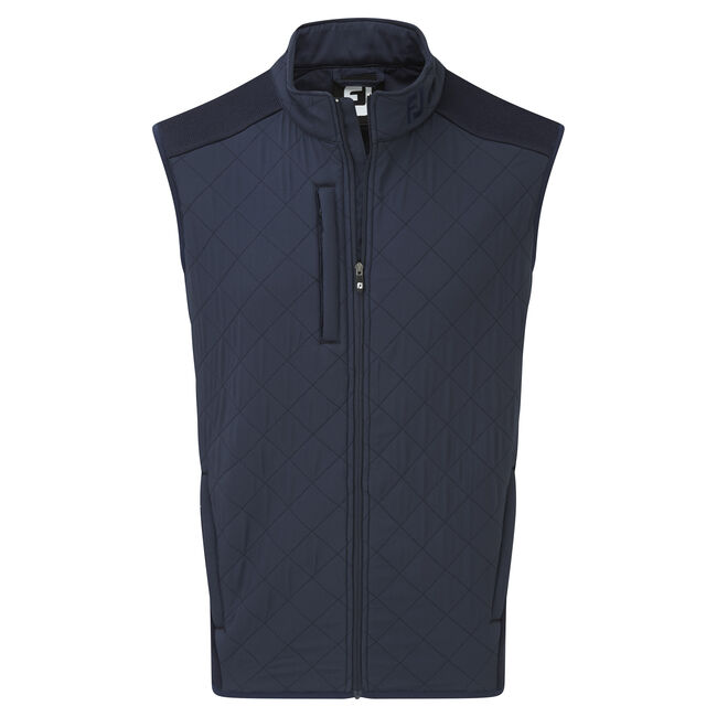 FJ Fleece Quilted Vest