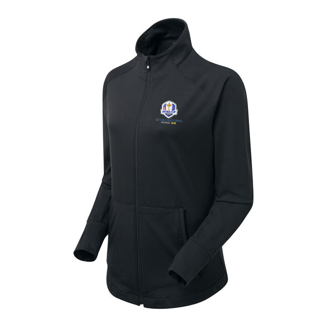 2018 Ryder Cup Full-Zip Brushed ChillOut Women