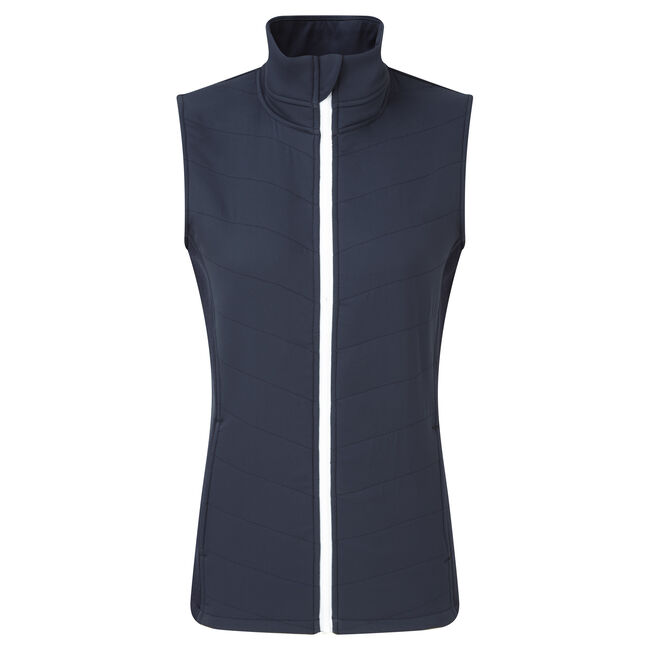 Thermal Quilted Vest Women