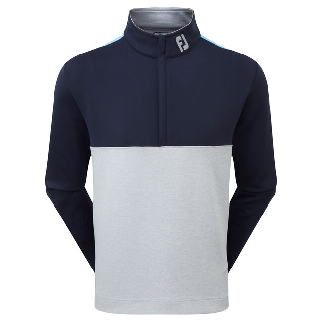 Jersey Knit Colour Block Chill-Out