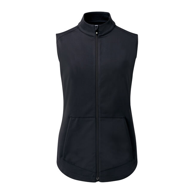 Full-Zip Brushed ChillOut Vest Women