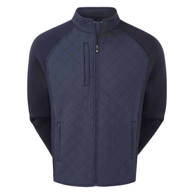Veste FJ Fleece Quilted