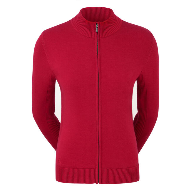 Pullover Full-Zip Lined Femmes