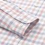 Stretch Twill Woven Tattersall Shirt
