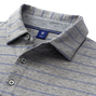 Stretch Lisle Multi Stripe Shirt