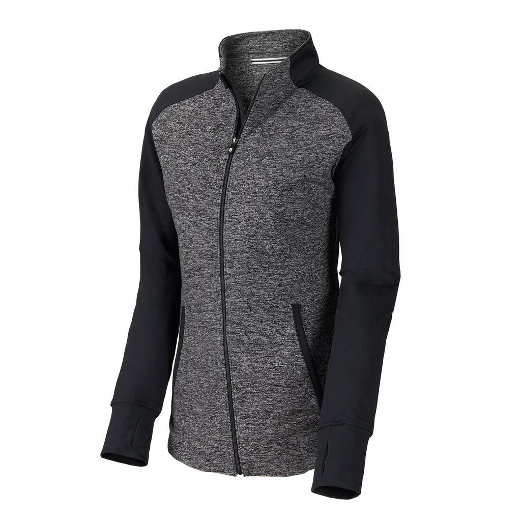 Women 39 S Zipper Golf Sweater Footjoy