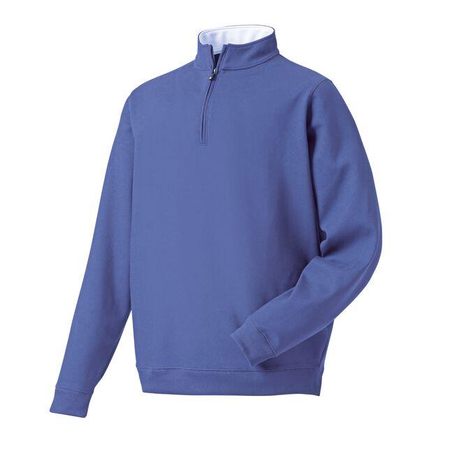 Spun Poly Half-Zip Pullover