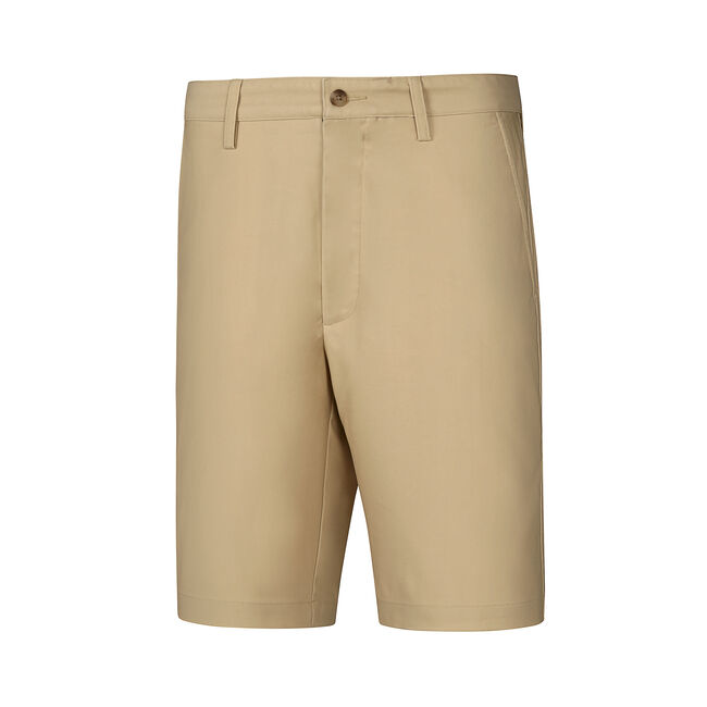 Washed Twill Shorts