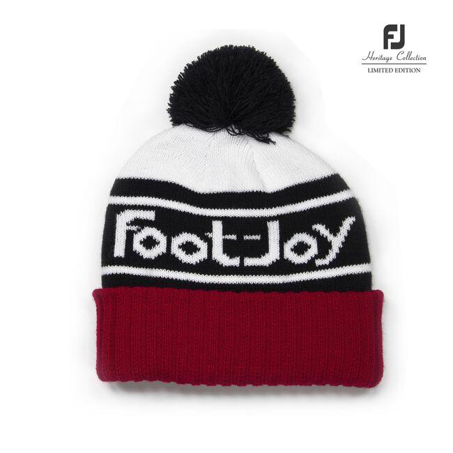 FootJoy Heritage Pom Pom Beanie