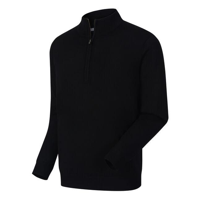 Merino Half-Zip Golf Sweater