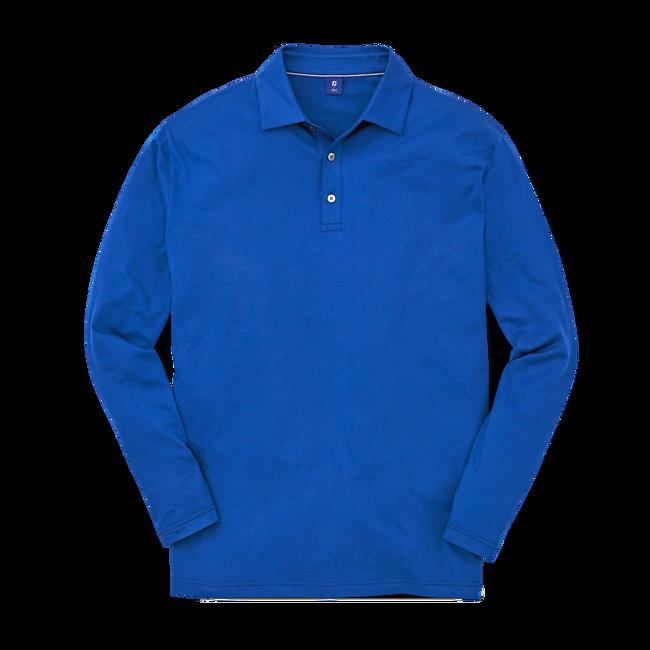 Cashmere Blend Knit Shirt
