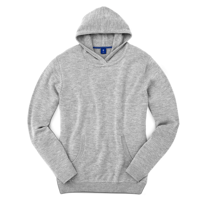 Cashmere Hoodie Sweater