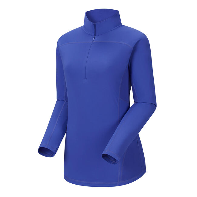 Lisle Half-Zip Sun Protection Women-Previous Season Style