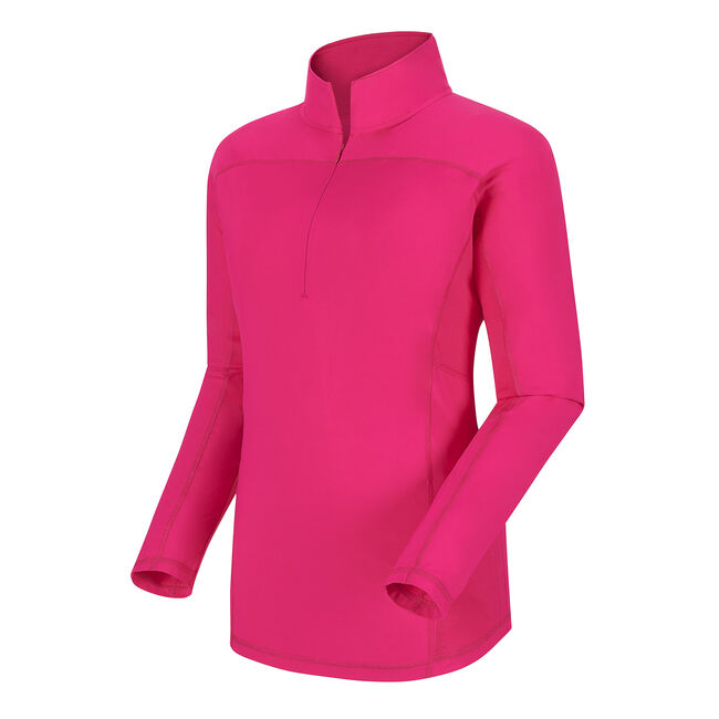 Lisle Half-Zip Sun Protection Women-Previous Season Style