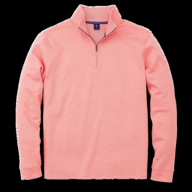 Birdseye 1/4 Zip Pullover