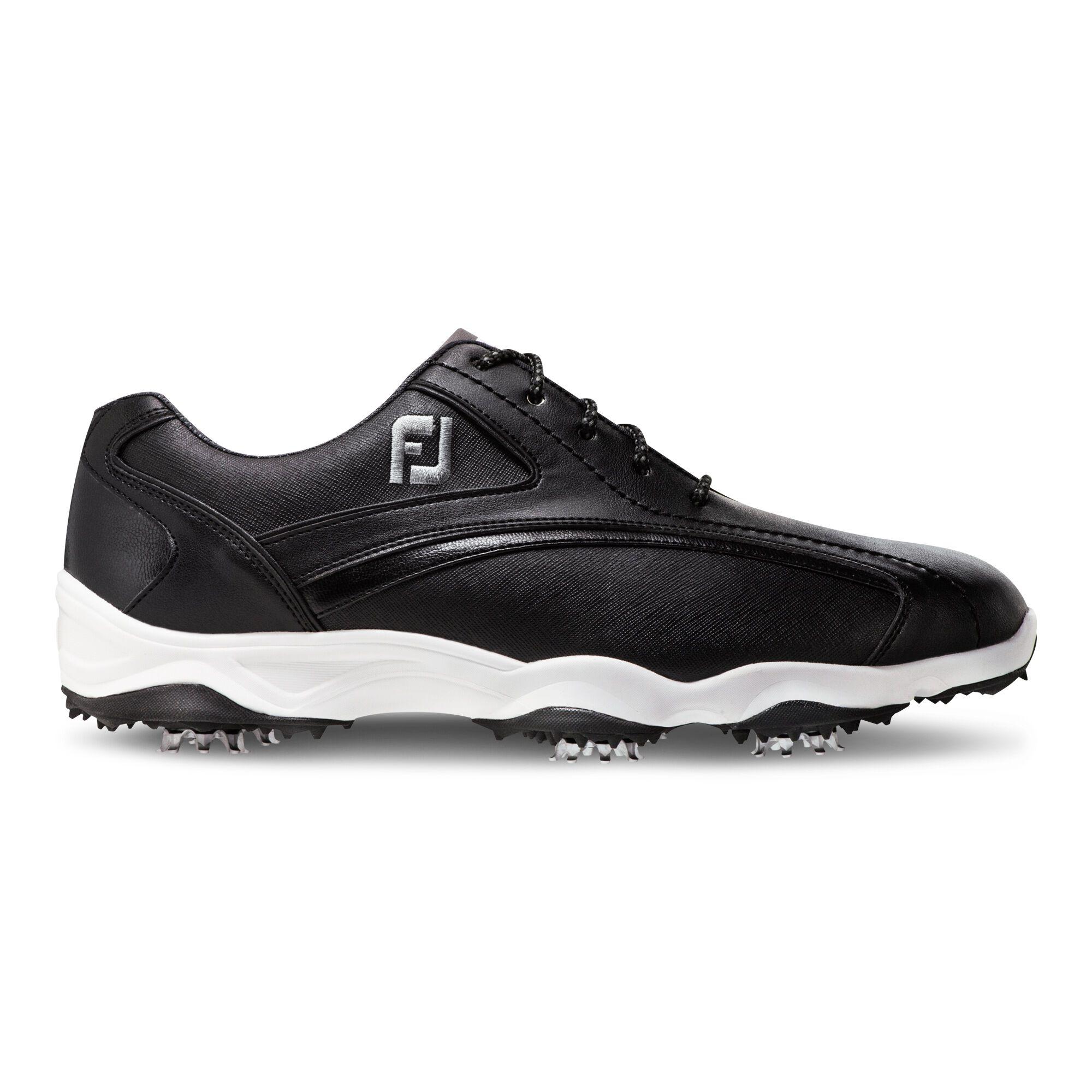 Foot Joy Enjoy Spikeless Engineered Black ZMn J8m L1