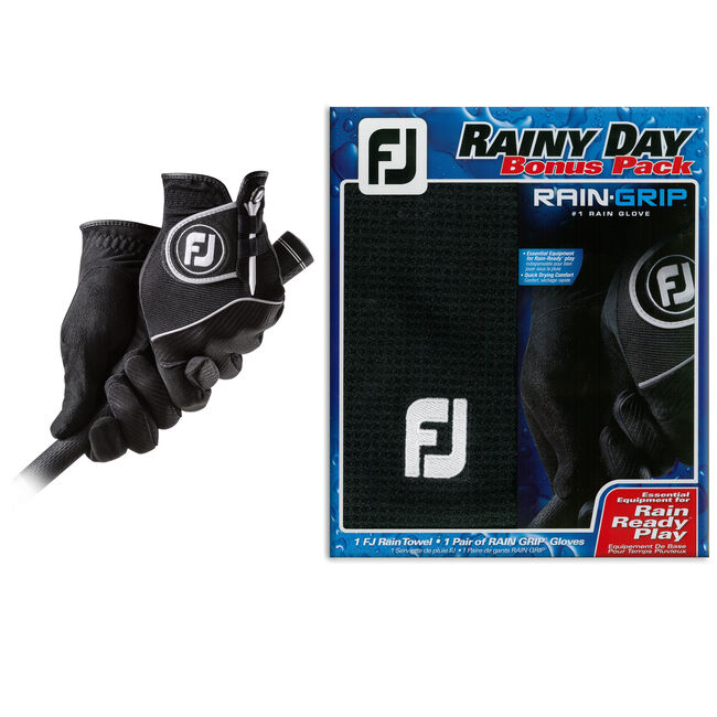 Rain-Ready Pack