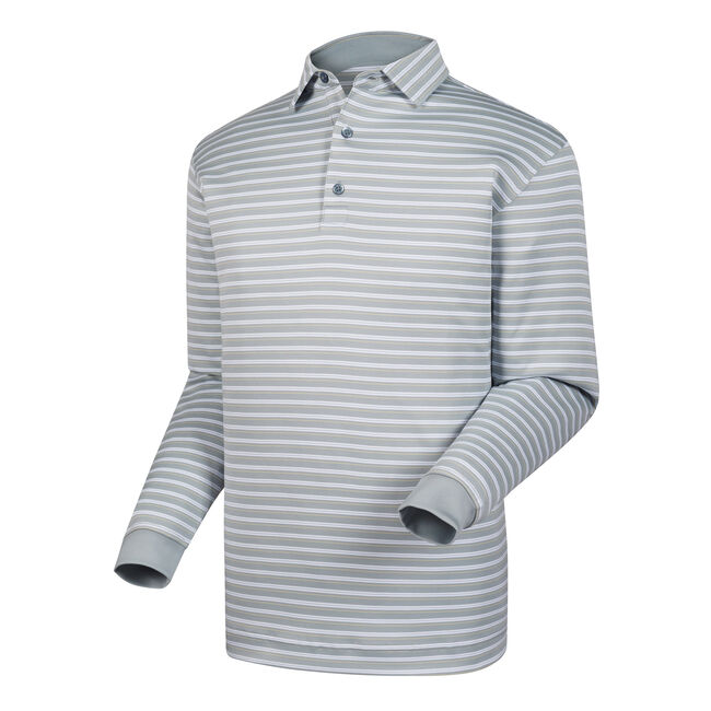Thermolite Multi Stripe Self Collar-Previous Season Style
