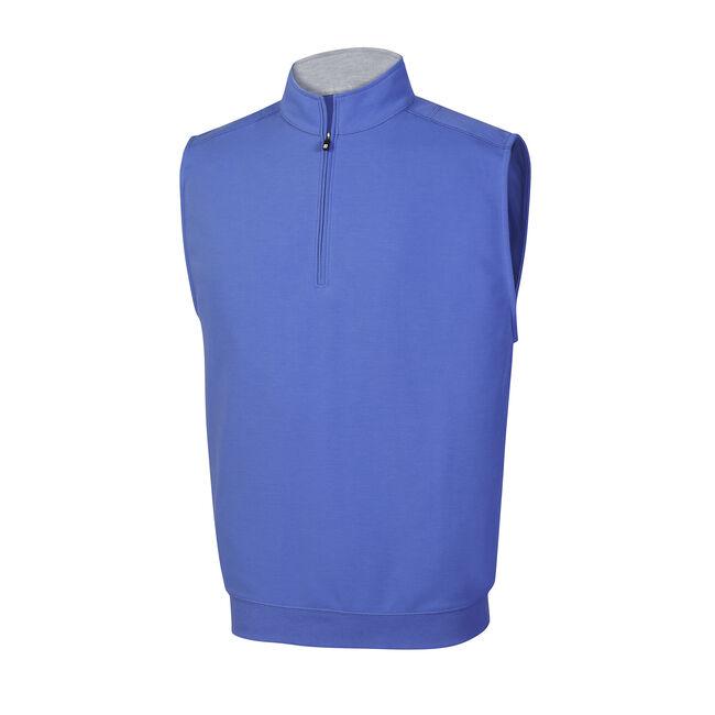 Fashion Half-Zip Vest-Previous Season Style