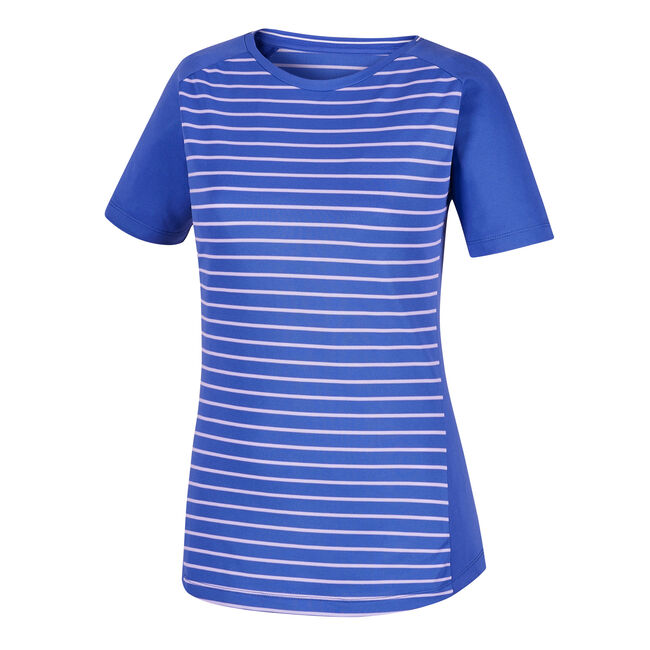 Striped Crew Neck Women-Previous Season Style
