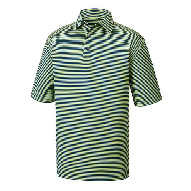 Lisle Feeder Stripe Self Collar-Previous Season Style