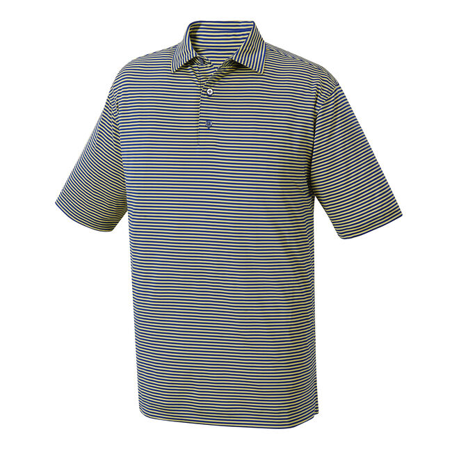Lisle Feeder Stripe Self Collar-Previous Season Style