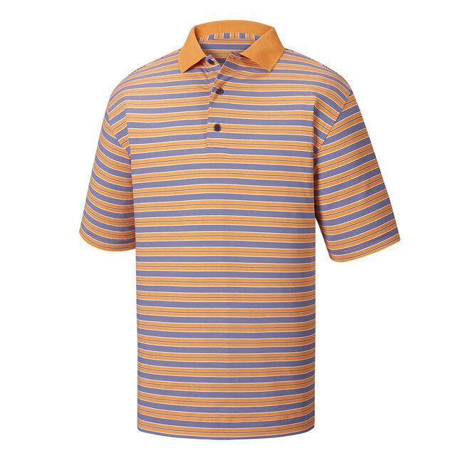 Heather Lisle Stripe Knit Collar-Previous Season Style