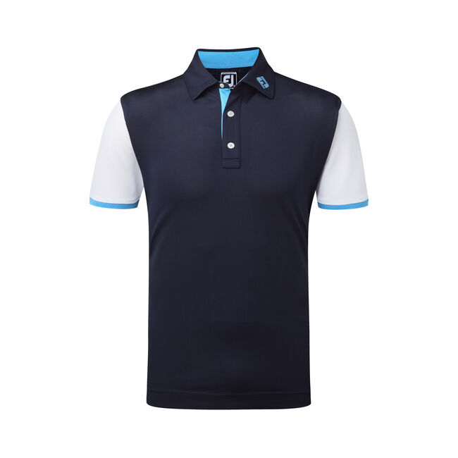 Smooth Pique FJ Collar