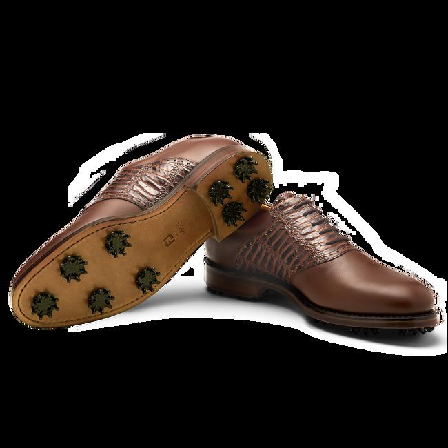 Plain Toe Saddle