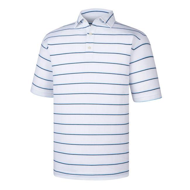 Spun Poly Stripe Self Collar-Previous Season Style