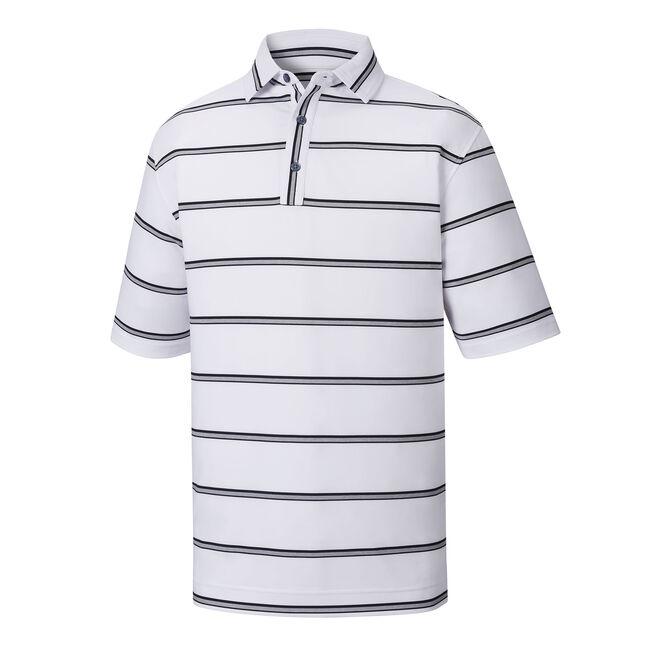 Lisle Stripe Self Collar-Previous Season Style