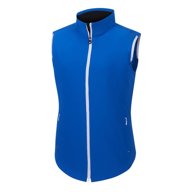 Full-Zip Vest Women