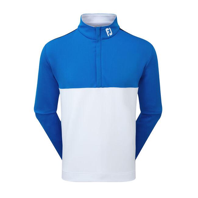 Jersey Colour Block Half-Zip-Previous Season Style