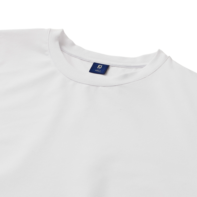 Lisle Crewneck T-Shirt