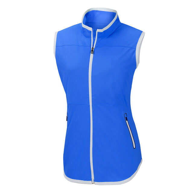 Lightweight Softshell Golf Vest Women