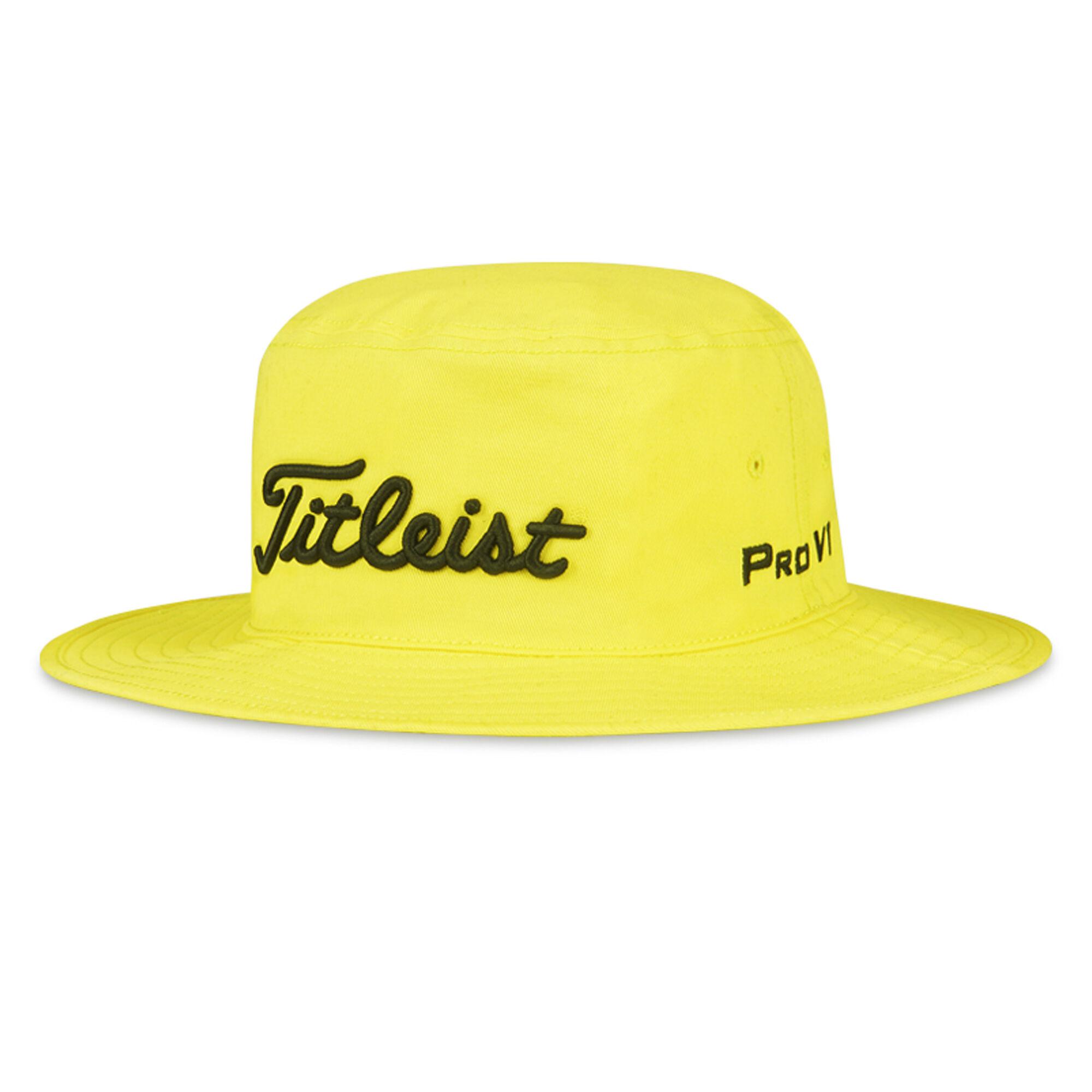 f07b7a45ff6 ... clearance shop jarrod lyle yellow titleist bucket hat titleist 522f0  10166 ...