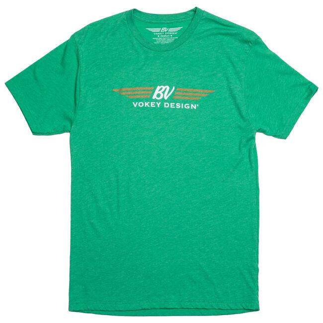 BV Wings/BV Clover T-shirt - Green