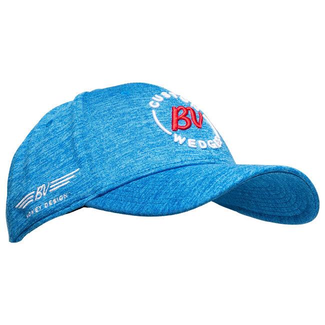 BV Custom Wedges Space Dye Cap - Sapphire