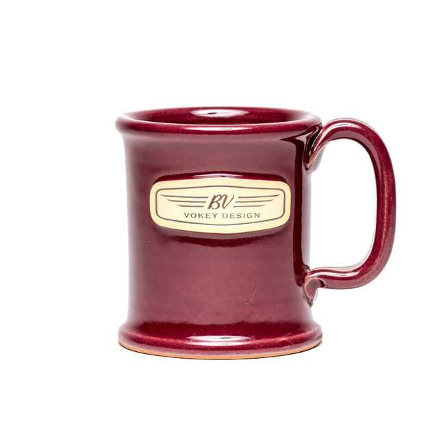 BV Wings Handcrafted Mug - Mulberry