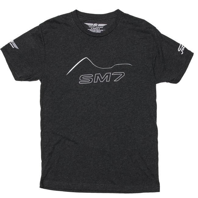 SM7 T-shirt - Vintage Black