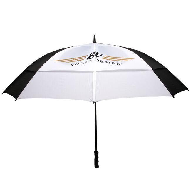 BV Wings Double Canopy Umbrella - White/Black