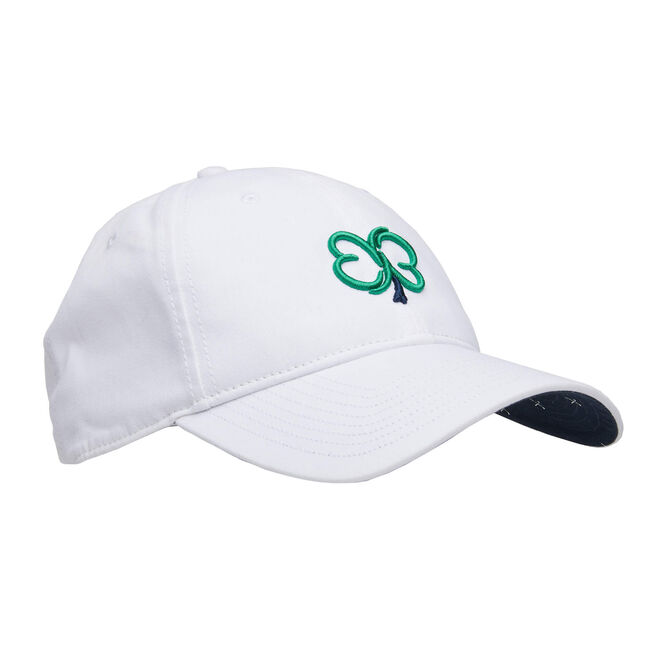 BV Clover Nantucket Cap - White