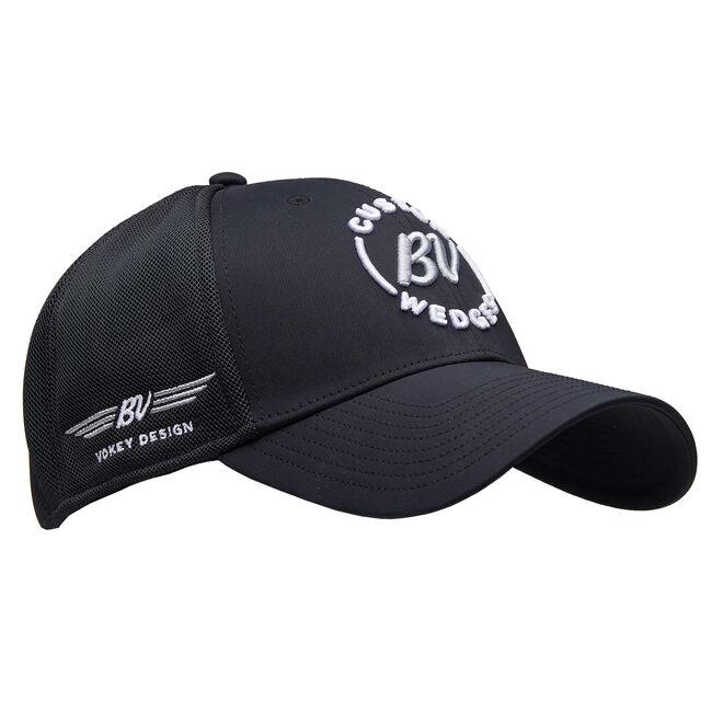 Vokey Tour Sports Mesh Cap - Black/White/Silver