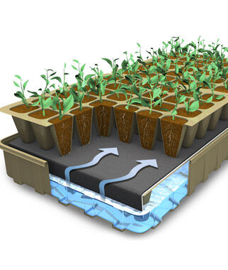 Eco friendly ultimate growing system gardening supplies for Eco friendly home kits