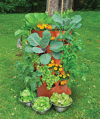 The Garden Tower 2 Gardening Accessories At