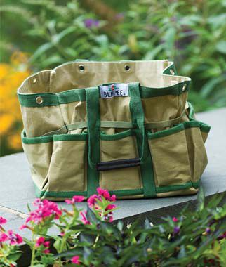 Garden tool bags large gardening supplies and garden for Large garden equipment