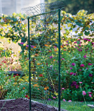 Modular Trellis Net Kit Home Gardening Supplies At Burpee Com