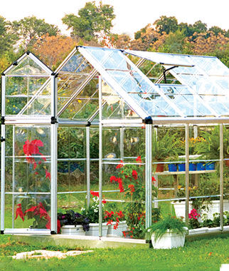 Snap N Grow Greenhouse 6 X 8 Home Gardening Supplies At