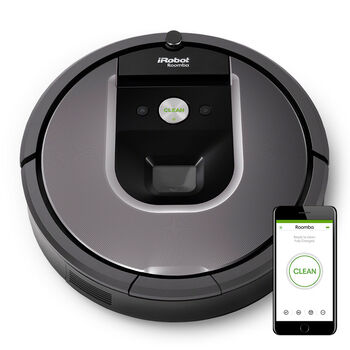 Roomba 960 with Smart Phone