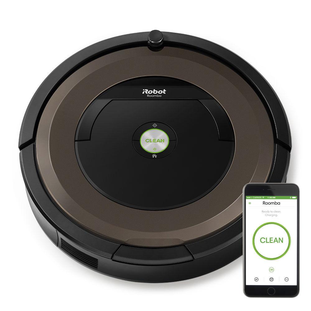 roomba 896 robot vacuum irobot. Black Bedroom Furniture Sets. Home Design Ideas